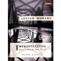Improvisation on an theme by Erik Satie
