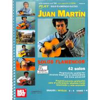 Play solo Flamenco guitar with