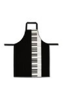 Schürze Tastatur