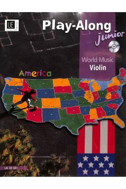 World music junior - America