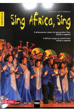 Sing Africa sing
