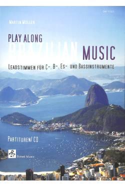 Play along brazilian music