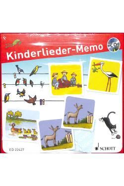 Kinderlieder Memo
