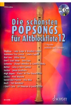 Die schönsten Popsongs 12