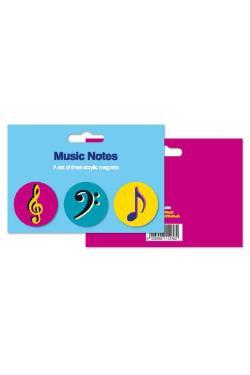 Magnete | Magnet Bassschlüssel | Magnet Note | Magnet Violinschlüssel