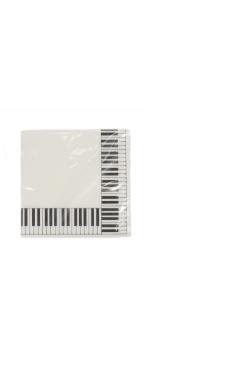 Servietten Tastatur