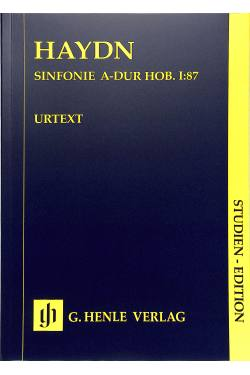 Sinfonie A-Dur Hob I:87