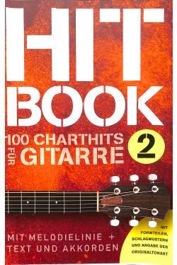 Hit book 2 | 100 Charthits für Gitarre