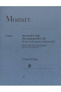 Marsch KV 248 | Divertimento KV 247