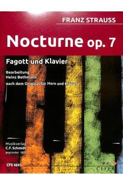 Nocturne op 7 (3 Esquisses)