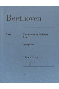 Variationen für Klavier 2