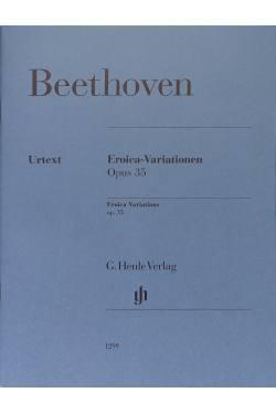 15 Variationen + Fuge Es-Dur op 35 (Eroica Variationen)
