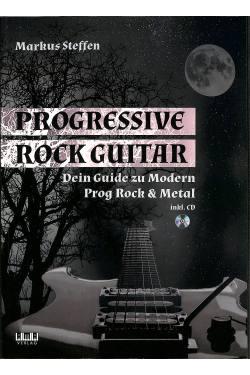 Progressive Rock guitar