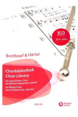 Chorbibliothek 1 | Advent bis Palmsonntag