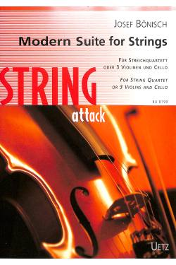 Modern suite for strings