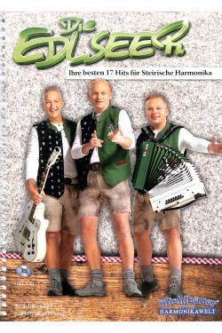 Die Edlseer | Ihre besten 17 Hits für steirische harmonika