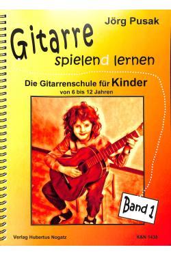 Gitarre spielen(d) lernen 1