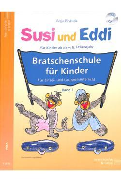 Bratschenschule für Kinder 1 | Für Kinder ab dem 5 Lebensjahr