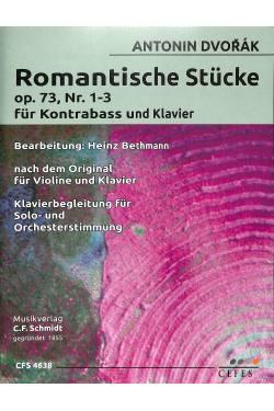 Romantische Stücke op 73