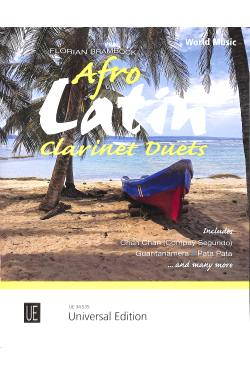 Afro Latin Clarinet duets