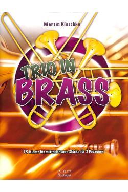 Trio in brass