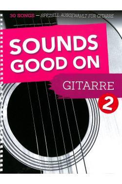 Sounds good on guitar 2