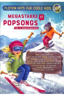 Megastarke Popsongs 17