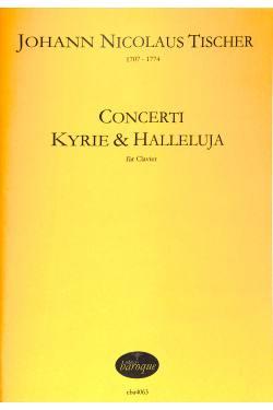 Concerti Kyrie + Halleluja