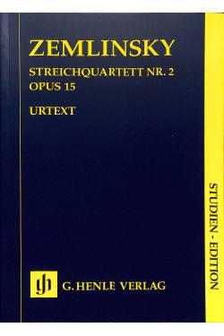 Quartett 2 op 15