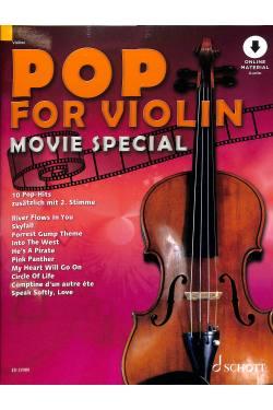 Pop for Violin - Movie special