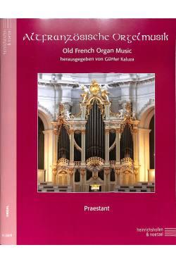 Altfranzösische Orgelmusik