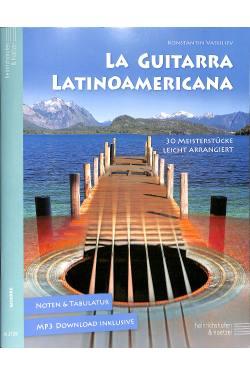 La guitarra Latinoamericana