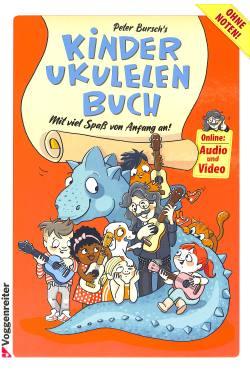 Kinder Ukulelenbuch