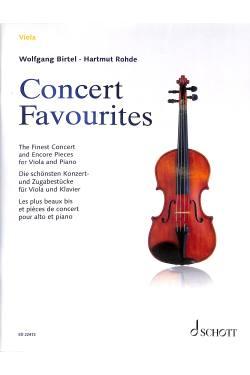 Concert favourites | Die schönsten Konzert und Zugabestücke