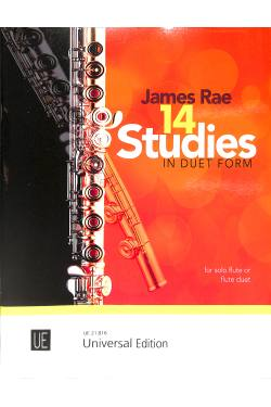 14 Studies in duet form