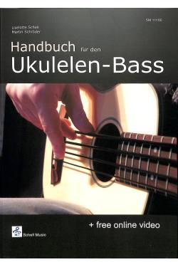 Handbuch für den Ukulelenbass