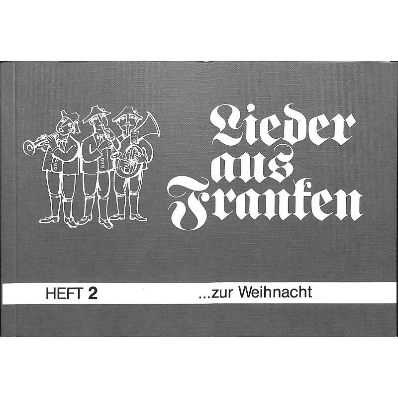 Titelbild für SCHERMER 02 - ZUR WEIHNACHT
