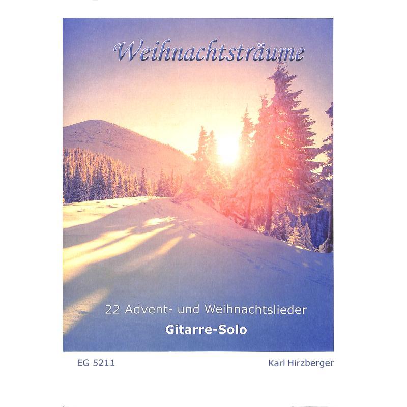 Titelbild für GOLDGRUBER 5211 - WEIHNACHTSTRAEUME
