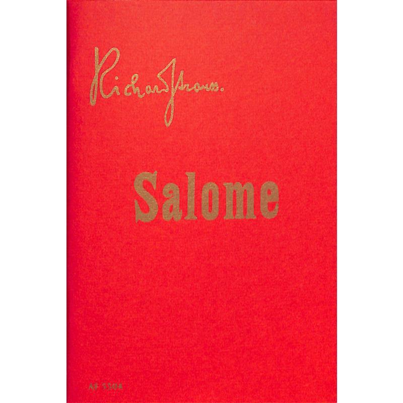 Titelbild für AF 5504 - SALOME OP 54