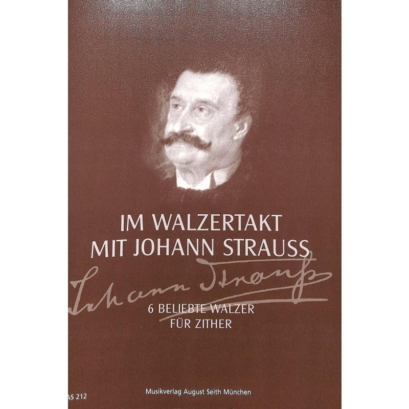 Titelbild für AS 212 - IM WALZERTAKT MIT JOHANN STRAUSS