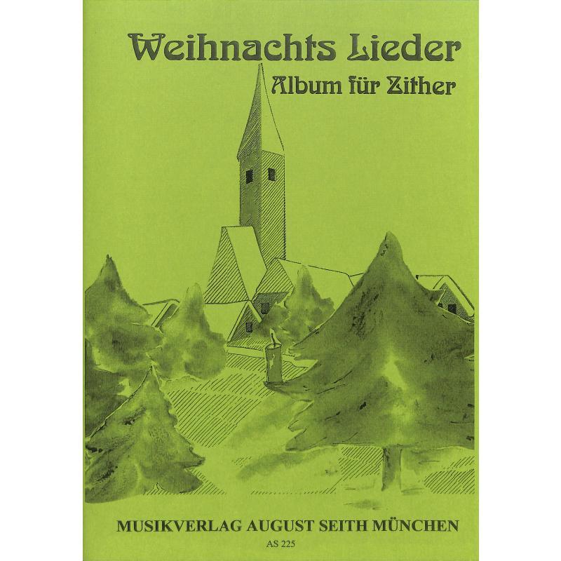 Titelbild für AS 225 - WEIHNACHTSLIEDER ALBUM