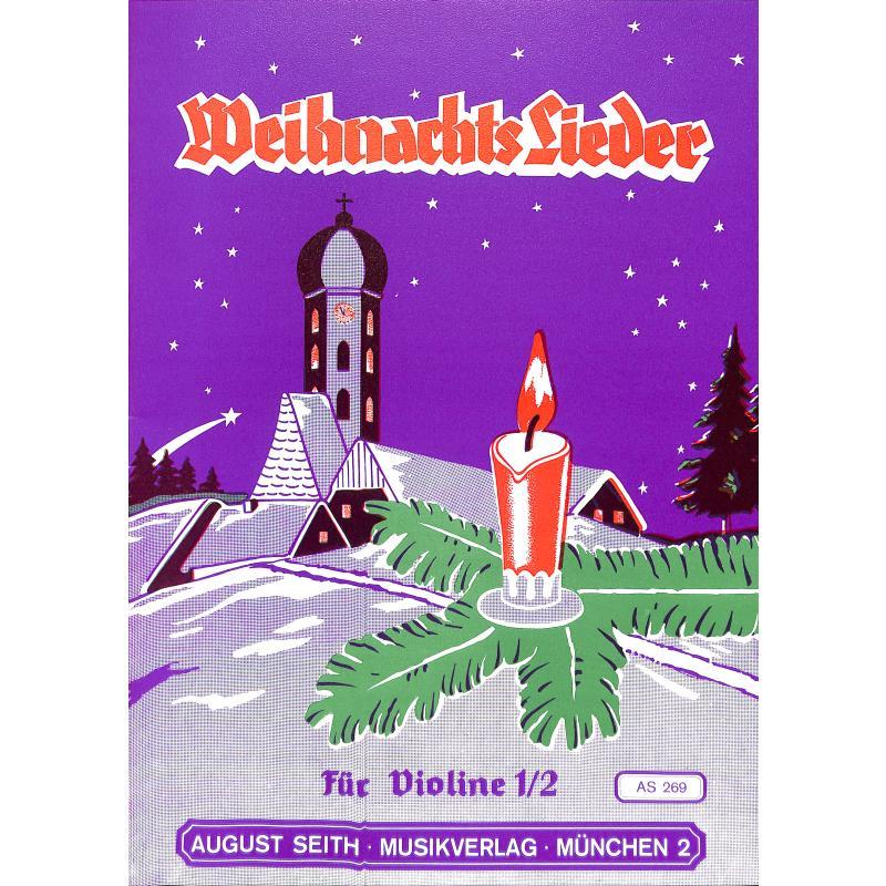 Titelbild für AS 269 - WEIHNACHTSLIEDER ALBUM