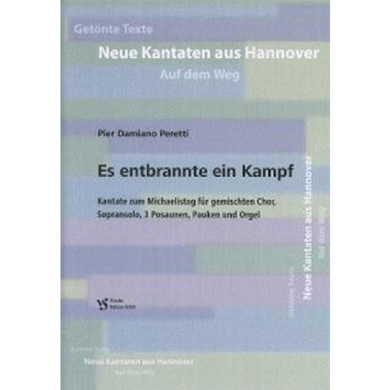 Titelbild für VS 6359 - ES ENTBRANNTE EIN KAMPF