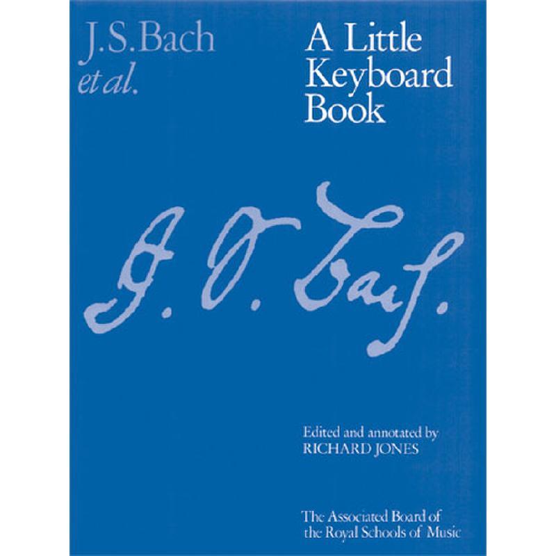 Titelbild für ABRSM 3437 - A LITTLE KEYBOARD BOOK