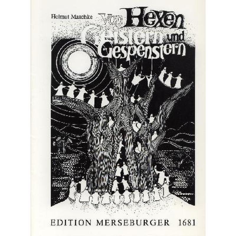 Titelbild für MERS 1681 - VON HEXEN GEISTERN + GESPENSTERN