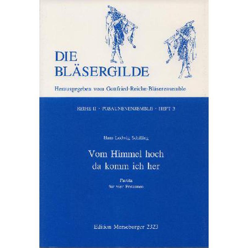 Titelbild für MERS 2323 - VOM HIMMEL HOCH DA KOMM ICH HER