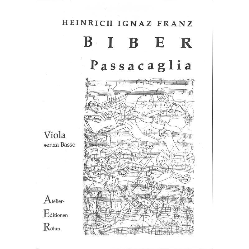 Titelbild für AER 002 - PASSACAGLIA (VL)