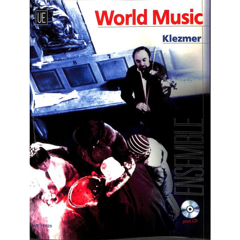 Titelbild für UE 36469 - World music Klezmer