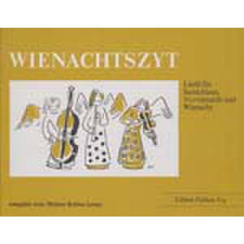 Titelbild für PE 874 - WEIHNACHTSZEIT - WIENACHTSZYT