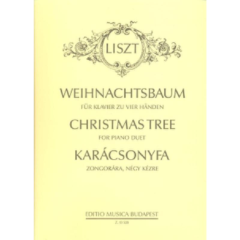 Titelbild für EMB 13528 - WEIHNACHTSBAUM
